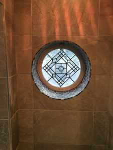 Portal window feature suggested by 247 Plumbing Solutions. Designed and created by Majinder Shoker.