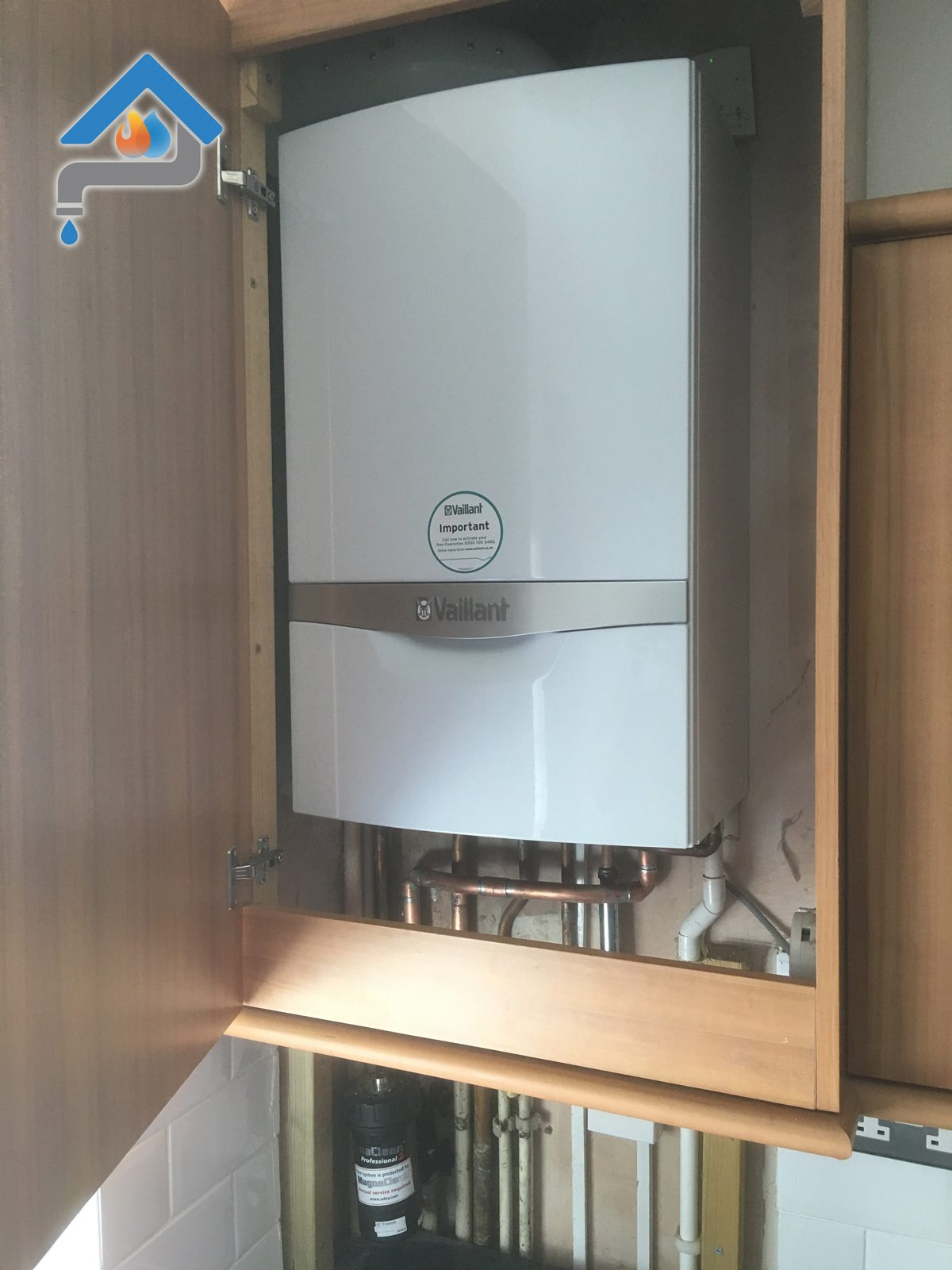 New Boiler and MagnaClean Install in Gravesend, Kent – 247 Plumbing ...